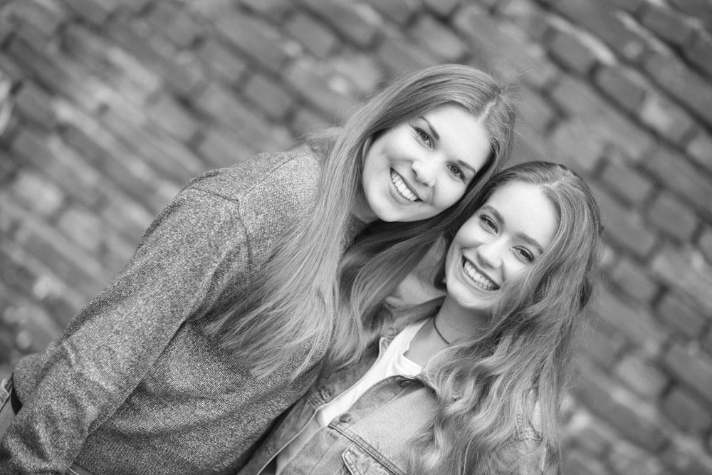 Beste Freundinnen
